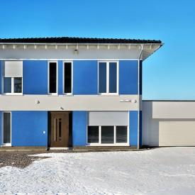Строительство домов КП Бельвидер 2