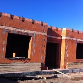 Строительство частных домов в КП Бельвидер 2