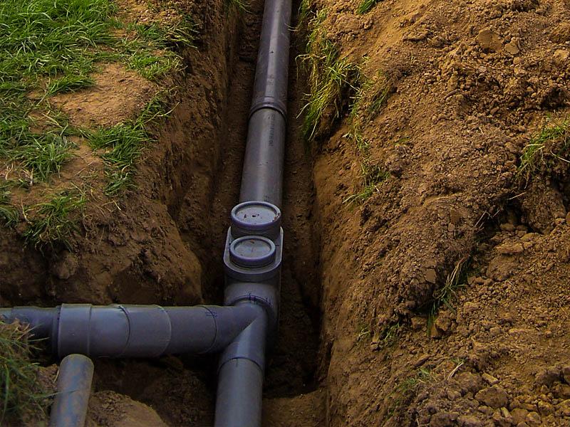 Монтаж канализации в домах и коттеджах