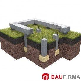 Фундаменты для загородного домаg